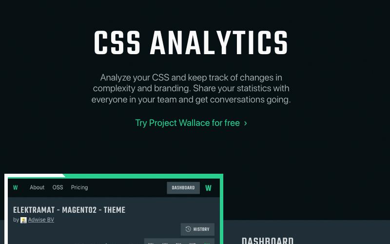 Css Analytics