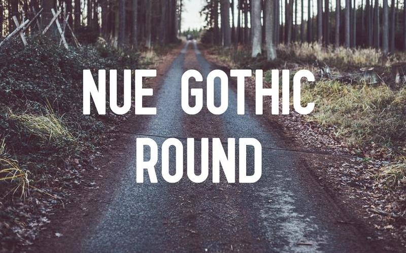 Nue Gothic Regular