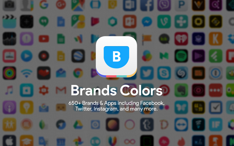 Brands Colors