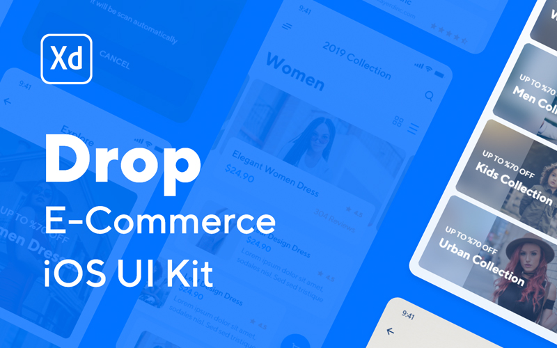 Drop Ios Ui Kit