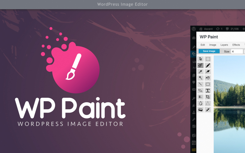 Wp Paint A WordPress Image Editor