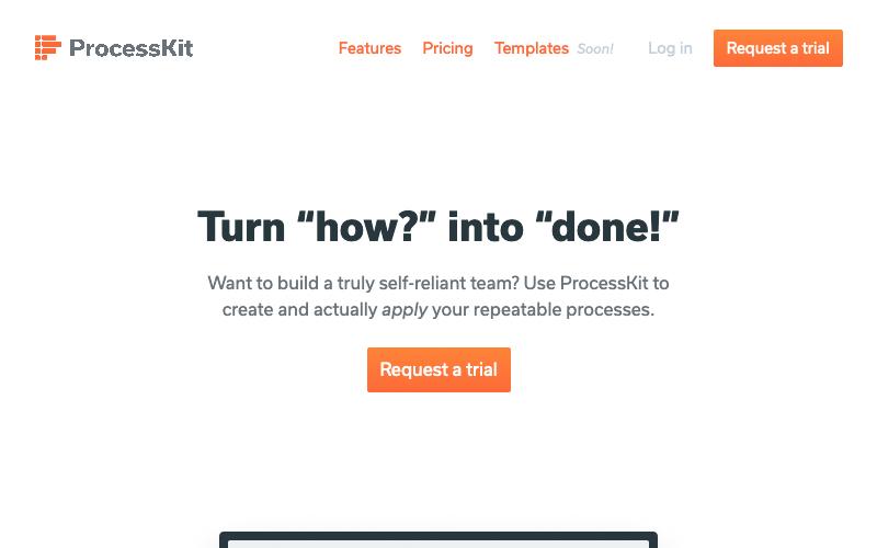 Process Kit